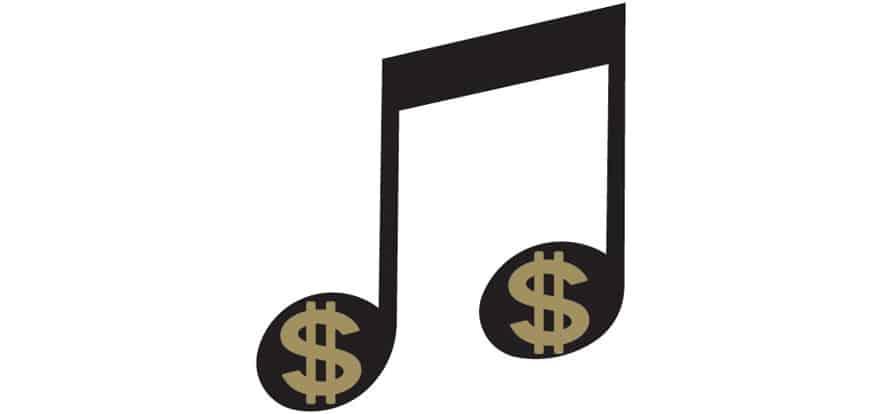 Как заработать музыканту?