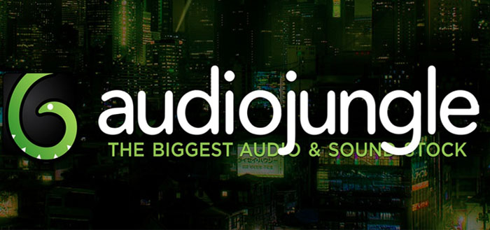 продажи на Audiojungle